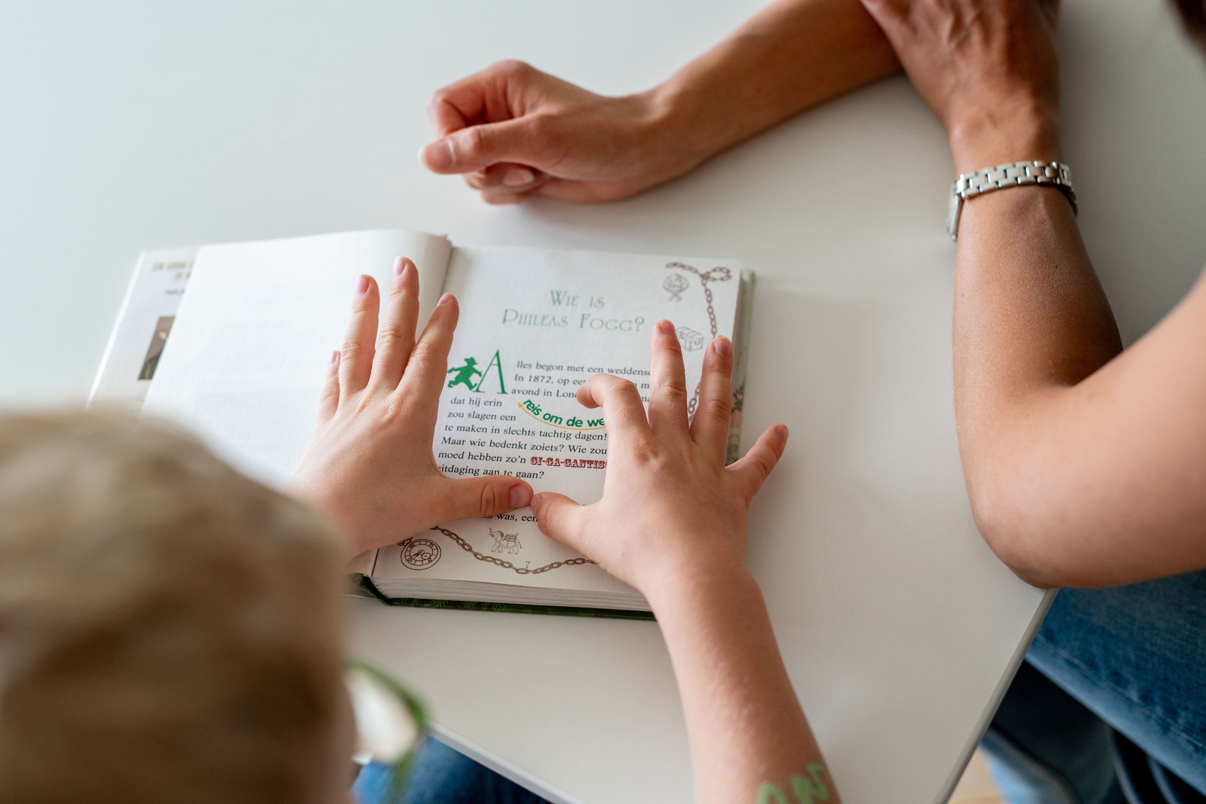 Behandeling van dyslexie bij Buro Klink >> orthopedagoog in Utrecht & Woerden